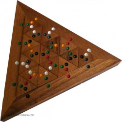 Dominos Capricieux Triangles