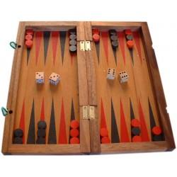 Jeu backgammon et Dames Petit Modèle