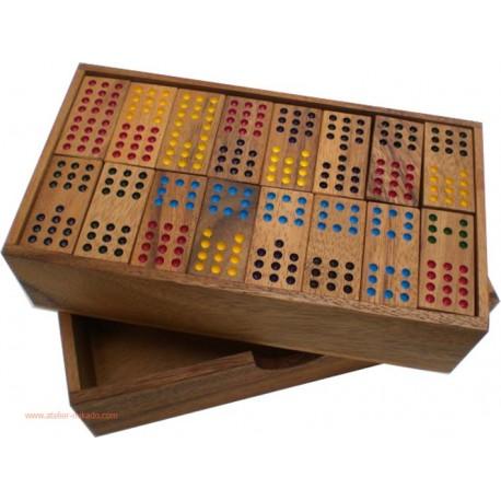 Le Domino Double 12