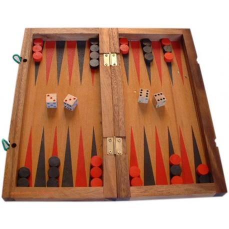 Jeu backgammon et Dames XL