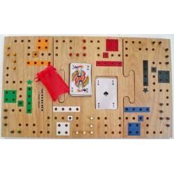 Le Jeu de toc 4-6 joueurs Modulotoc et Tac Tick
