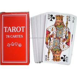 Jeu 78 cartes Tarot standard