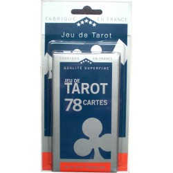 Jeu 78 cartes Tarot Superfine