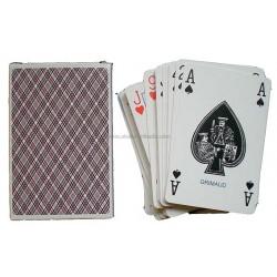 Jeu 54 cartes Grimaud Poker PVC