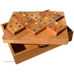 Le Domino Capricieux Petit Modèle