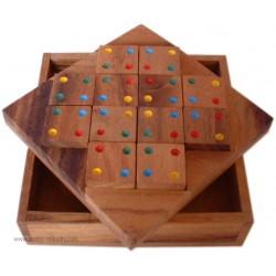 Le Domino Capricieux Grand Modèle