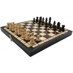 Jeu d'échecs Voyage 27 cm