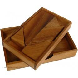 T puzzle box